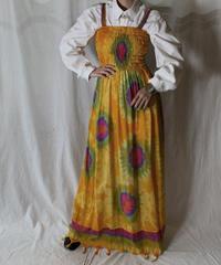 【USED】 USA Dyed Camisole Dress/210429-028