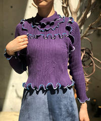 【RE;CIRCLE】Mellow N/S  Knit  & Arm Cover /200922-005