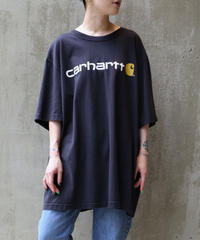 [USED]Carhartt T-SHIRT (BLACK1)