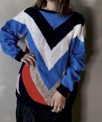 【USED】 Knit Cardigan ① / 201121-003