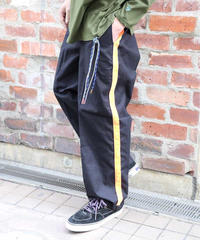 REMAKE ARMY PANTS LINE(BLACK)