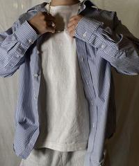 【USED】 Ralph Lauren Stripe Shirt⑩/210520-019