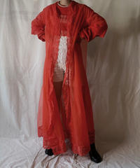 【USED】 See-through Gown /210203-027