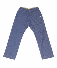 [THE UNION] THE BLUEST OVERALLS Denim Chinos