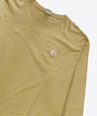 【Used】Carhartt Long Sleeve T-shirt 1