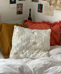 【RE;CIRCLE】RE Crocket Pillow Case/210520-039