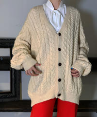【Used】L.L.Bean  Knit  Cardigan /2010011-014