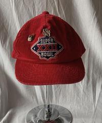 【USED】 Baseball Cap SUPER BOUL XXⅡ /210515-029