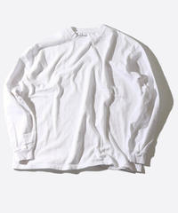 【MAX WEIGHT JERSEY】201 (White) (長袖)