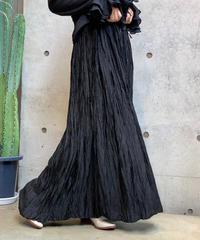 【Used】Crinkle  Long  skirt/ 200922-018