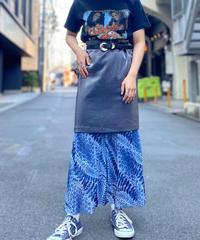 【Used】Shiny Mini Skirt
