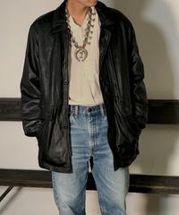 【Used】Leather Jacket /201020-041