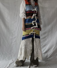 【RE;CIRCLE】 RE Granny × Crochet N/S Gown④/211014-019