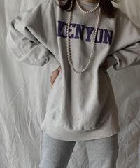 【USED】 90's USA Champion Reverse Weave KENYON/210324-008