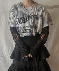【RE;CIRCLE】Tie Dye Dyeing T-shirt ② /210226-010