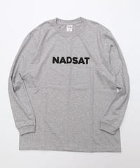 [Culture is me]  Long sleeve T-shirt NADSAT