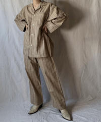 【USED】 Aquascutum Pajama Setup  /210318-004