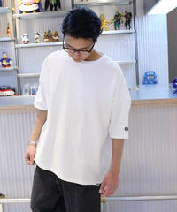[ORIGINAL] DROP SHOULDER T-SHIRT (WHITE)