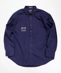 VOU/棒 × 森 Shirt 18 (Navy)
