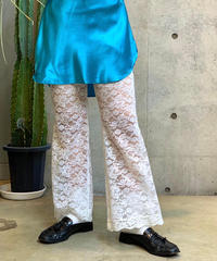 【RE;CIRCLE】Lace  Pants /200721-008