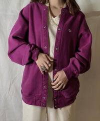 【USED】90's  USA Champion Reverse Weave Jacket② /210210-030
