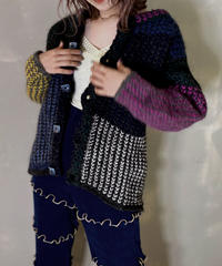 【USED】Knit Cardigan / 201114-005
