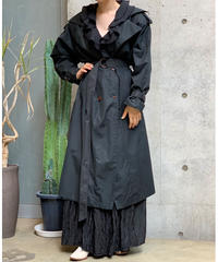 【Used】Long Trench Coat /200922-016