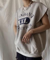 【RE;CIRCLE】 RE No-sleeve Sweat②/210414-007
