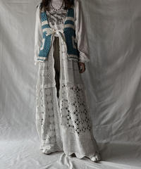 【RE;CIRCLE】 RE Granny × Crochet N/S Gown③/211014-017