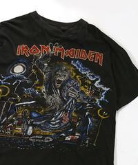 【Used】Heavy Metal Rock T-shirt  IRON MAIDEN (Heavy Metal Rock3)