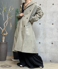 【Used】Long Trench Coat /200922-024