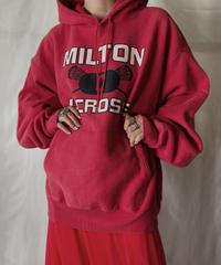 【USED】  Champion Reverse Weave Hoodie MILTON LACROSSE/210902-007
