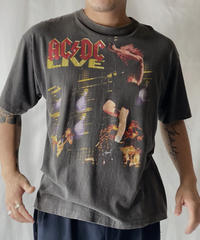 【USED】 S/S T-shirt ACDC/210801-004