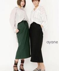 2020ss スウェットタイトスカート ~ayane/アヤン~