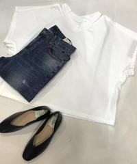 2020ss スウェットVネックTシャツ ~ayane/アヤン~