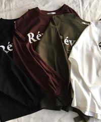 2020ss ロゴTシャツ ~ayane~