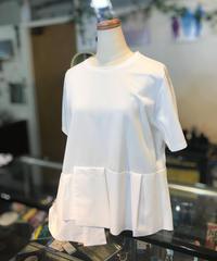 2020ss  デザインペプラムTシャツ ~herencia~