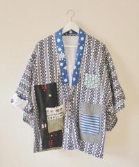 Yukata Haori style half jacket (no.199)