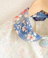 Sakura Kimono Spring Long Coat (no.278)