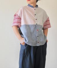 Various kimono&Yukata loose silhouette shirt (no.192)