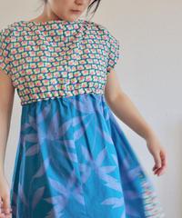 POP Kimono Summer one-piece dress (no.158)