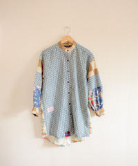 Light blue Kimono Oversized casual shirt (no.261)