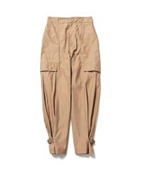 NARROW DOWN CARGO TROUSER【WOMENS】