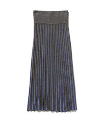ACCORDION KNIT SKIRT【WOMENS】