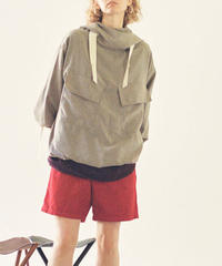 OVERSIZED MILITARY PARKA【MENS】