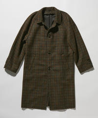 HARRIS TWEED BALMACAAN COAT【MENS】