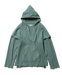 2WAY MEXICAN AZE PARKA 【WOMENS】