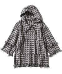 GEOMETRY MEXICAN PARKA【UNISEX】