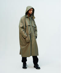 BIG SOUTIEN COLLAR COAT【MENS】