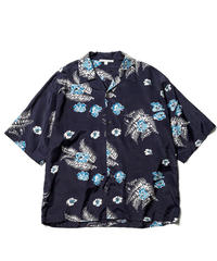ALOHA SHORT SLEEVE SHIRTS【MENS】